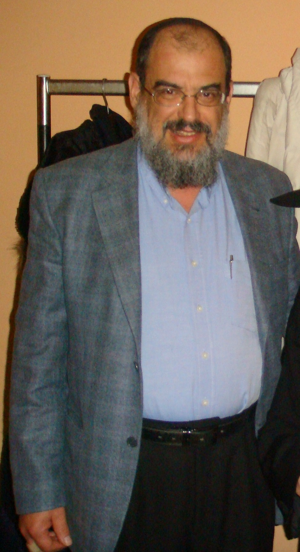 with Rav Garelik